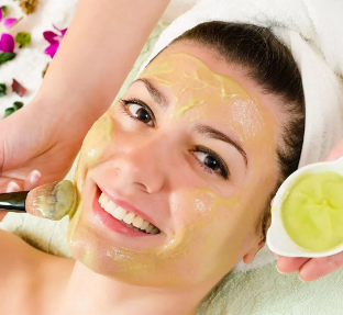 Facial Masks For Wrinkles Goji Cream